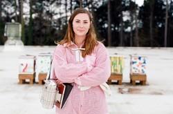 Это «ж-ж-ж»—неспроста: как 25-летняя предпринимательница построила бизнес на спасении пчел