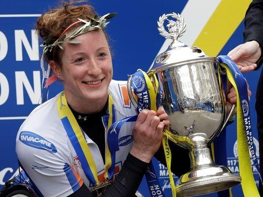 Татьяна Макфадден — успешная паралимпийская спортсменка