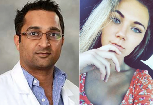 Российскую модель нашли без признаков жизни дома у врача во Флориде