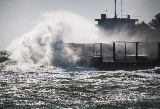 Волны монстры глазами моряка