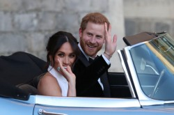 Закрытая свадебная вечеринка Гарри и Меган: гамбургеры, белые тапочки и Уильям-тамада