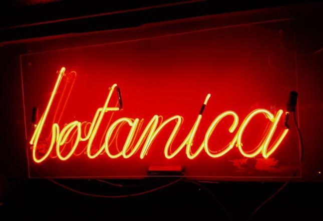 Botanica-настоящий «хипарский» бар