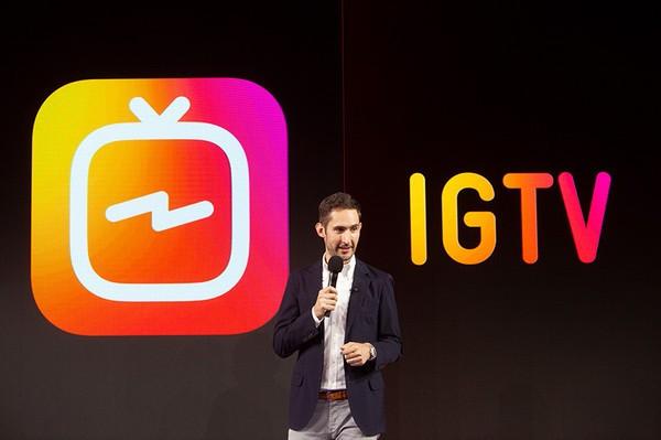 Создатели Instagram создали конкурента YouTube