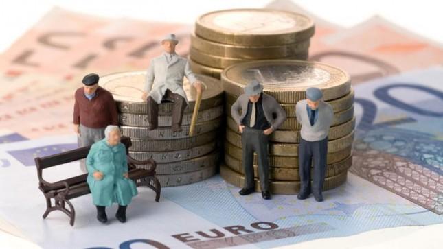 Пенсионная система России и США, цифры