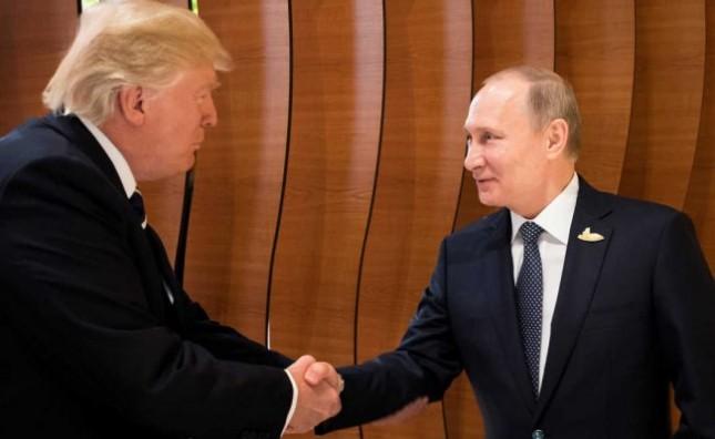 Трамп и Путин могут встретиться в Хельсинки