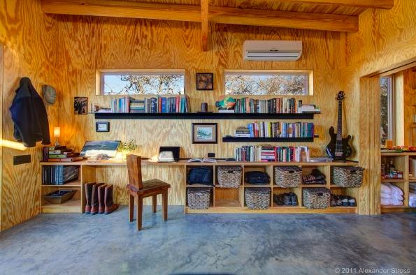 Новая идеология деревянного дома в США