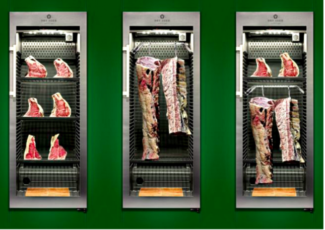 Домашние шкафы для сухого вызревания мяса