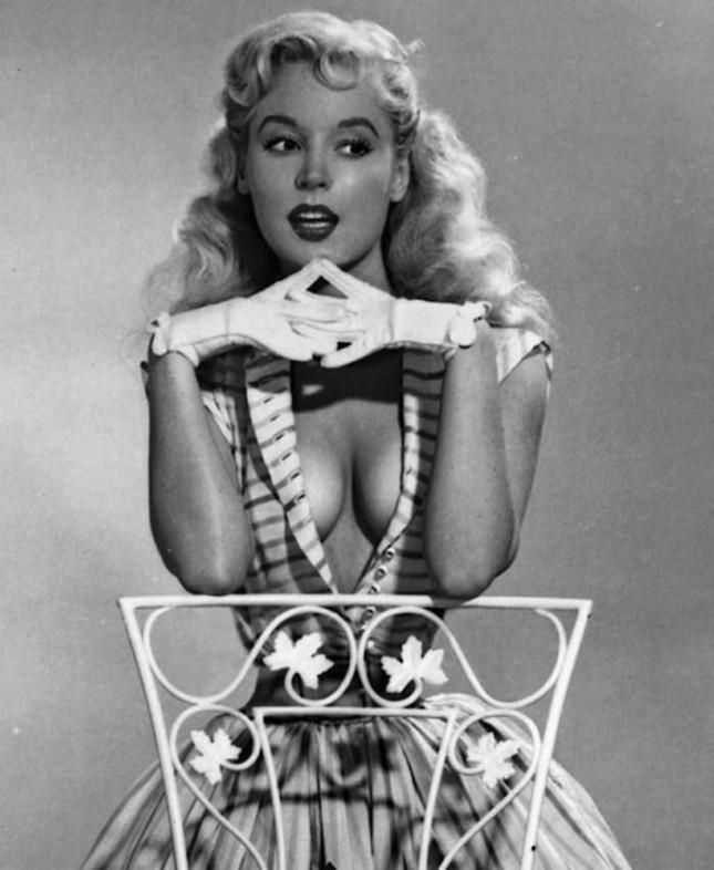 Бетти Бросмер, 1950–е годы, США