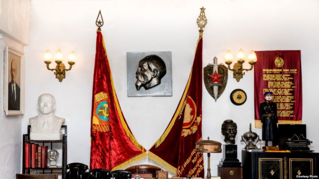 Музей КГБ в Мантхетене