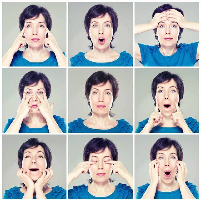 Как похудеть в лице: диета и упражнения для похудения лица | | tbf. Su.